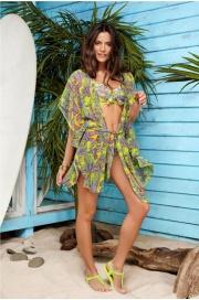 Laete Пляжная блуза из шифона (60150-2)