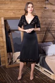 """12044 ночная сорочка mia-mia """"elegance velvet"""""""