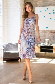 """17564 mia-mia платье домашнее женское """"sophi"""""""