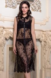 Экстравагантный халат-рубашка Mia-Amore 2128 CHANELL_FASHION
