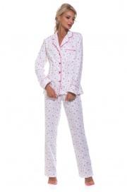 Пижама с длинным рукавом и брюками Délicate (PM 1401)