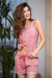 "Женская пижама с шортиками Mia-Mia 17512 ""Laura"""
