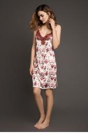 LAETE Ночная сорочка с цветочным принтом 60304-1