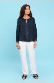 LAETE Женские брюки из льняной ткани 61353-1