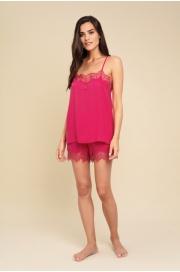 LAETE Женская пижама из  вискозы с кружевом 61342-2