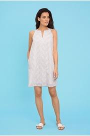 LAETE Платье из хлопка с вышивкой 61390