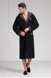 LAETE Халат с капюшоном из бамбука 11008-7