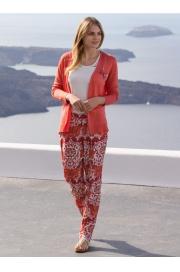 Костюм - тройка. Кардиган, брюки и топ Miss Loren (E 1321)