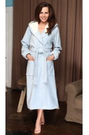Женский махровый халат Violetta (EFW)