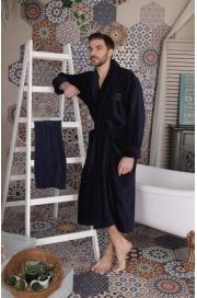 Махровый халат Aron (EFW)