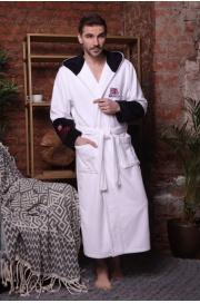Мужской халат с капюшоном London City (EFW)