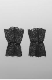 P0076 Перчатки БАЗА - LAETE One size чёрный 000 ↓