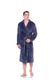 Мужской халат из велсофта (PM France 945)