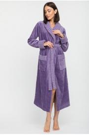 Махровый халат с шалькой Ultra Doux (PM France 742)
