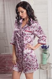 Рубашка Mia-Amore 3065 OFELIA (70% шелк)