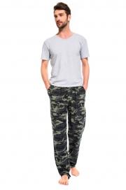 Легкие трикотажные брюки Forêt Militaire (PM France 042)