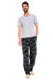 Легкие трикотажные брюки Sombre Militaire (PM France 042)