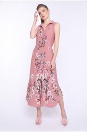 Платье-туника из вискозы Sunrise (PM France 221)
