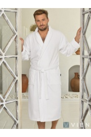 Махровый халат из бамбука Lord (EFW)