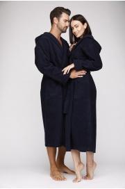 Женский махровый халат с капюшоном Sport&Life (Е 901)