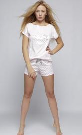 Sensis_GROSZKI Пижама женская с шортиками