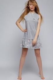 Sensis_SCARLET Сорочка женская из хлопка