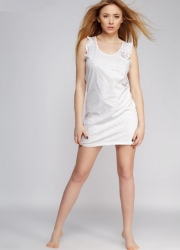 Sensis_SWEET Сорочка женская из хлопка