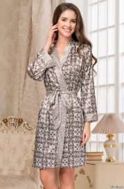 Женский халат Mia-Amore PATRICIA 8413