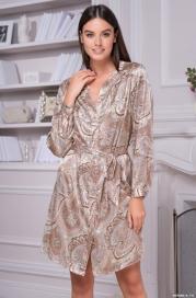 Рубашка MIA-MIA CLEMENTINA 3455 (70% натуральный шелк)