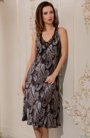 Длинная сорочка Mia-Amore 3128 DONATELLA (70% шелк)