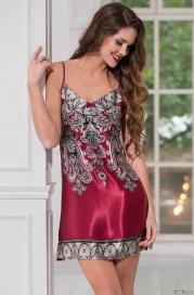 Короткая сорочка Mia-Amore 3141 JUSTIN (70% шелк)