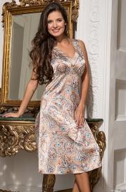Длинная классическая сорочка Mia Sofia 9828 ALBERTINA
