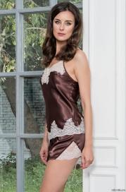 Комплект с шортами Mia Amore 3102 MARILIN (70% шелк)