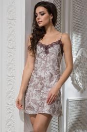 Короткая сорочка Mia-Amore 3084 EVITA (70% шелк)