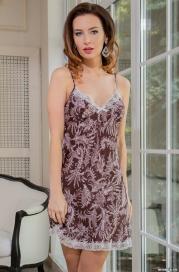 Короткая сорочка Mia-Amore 3080 EVITA (70% шелк)