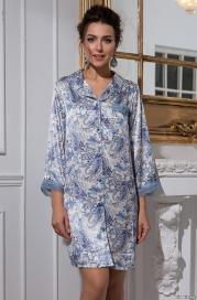 Длинная рубашка Mia-Amore 5917 DOLCE VITA (70% шелк)