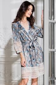 Короткий халат Mia Sofia 9693 PALERMO
