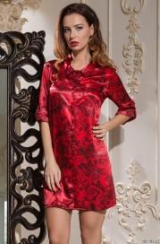 Удлиненная рубашка Mia-Amore 3167 CARMEN (70% шелк)