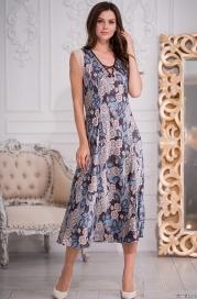 Длинная сорочка Mia-Amore 3288 LINDA (70% шелк)