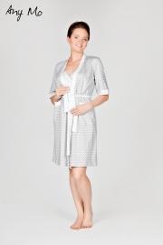 Комплект: халат и сорочка Any Mo 5-1703-1