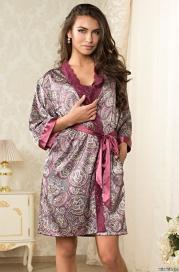 Короткий халат ADEL 9403