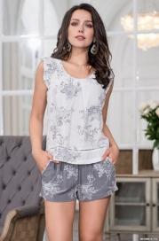 Комплект: топ и шорты Mia-Mella COLLETT 6552
