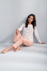 Нежная женская пижама Luna 536