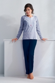 Пижама домашняя женская Luna 665