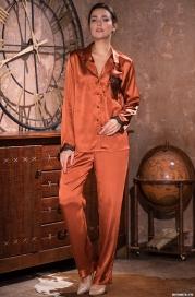 Комплект: блуза с брюками LAURA 3296 (70% шелк)