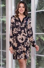 Платье-туника Mia-Mella 9929 VERSACHI_GOLD