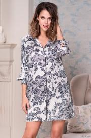 Прямая рубашка Mia-Mella 8167 PAULINA