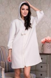 Короткий халат Mia-Amore 6583 NADIN