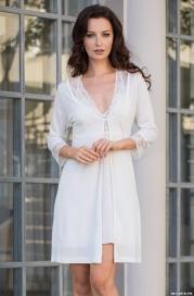 Короткий халат Mia-Diva 6343 MARIA