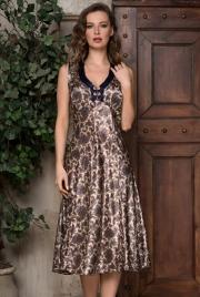 Сорочка длинная Mia-Amore PERSIA 3408 (70% натуральный шелк)